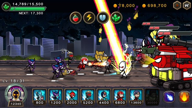 HERO WARS: Super Stickman Defense APK indir [v1.0.1]