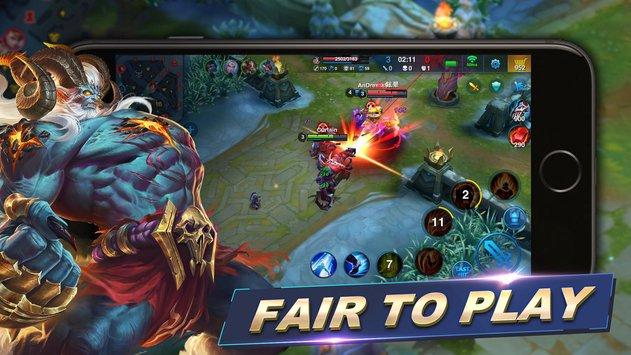 Heroes Arena APK indir [v1.0.3]