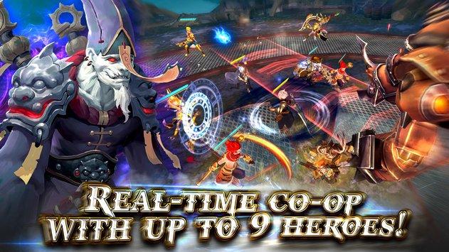 Heroes of Skyrealm APK indir [v1.6.5]
