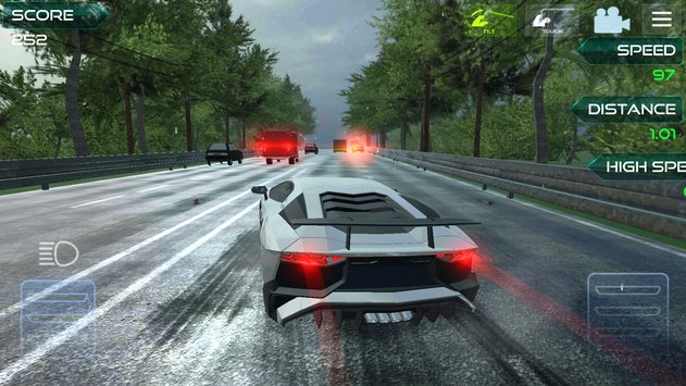 Highway Asphalt Racing : Traffic Nitro Racing APK indir [v0.08]