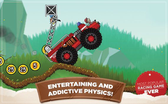 Hill Climb Racing APK indir [v1.33.2]