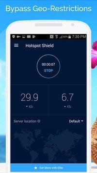 Hotspot Shield Free APK indir [v5.8.1]
