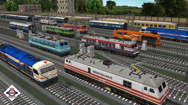 Indian Train Simulator APK indir [v2.1.3]