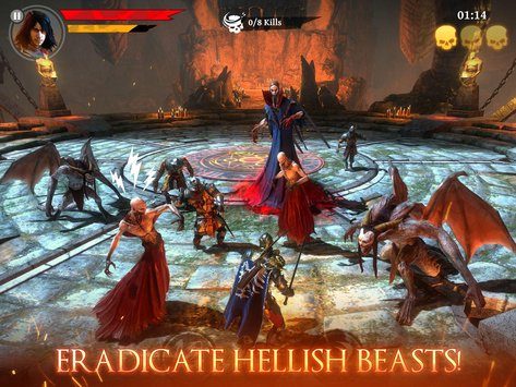 Iron Blade: Medieval RPG APK indir [v1.3.0v]