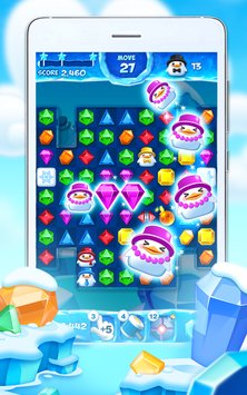Jewel Pop Mania:Match 3 Puzzle APK indir [v2.6.13]
