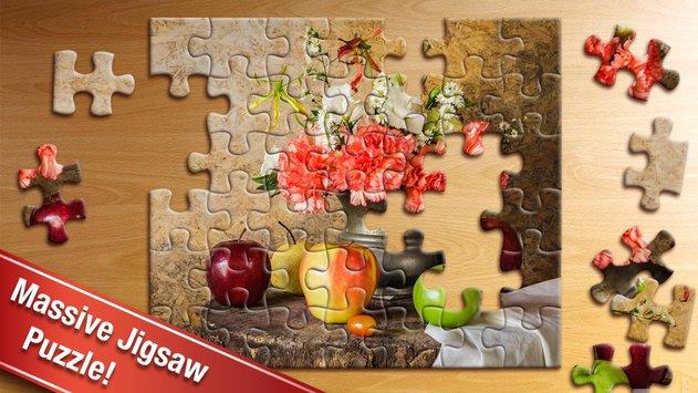 Jigsaw Puzzle APK indir [v1.9.3035]