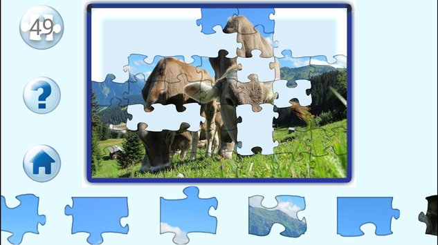 Jigsaw puzzles free games for kids and parents APK indir [v2017.11.16]