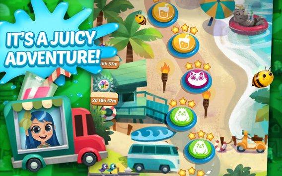 Juice Jam – Puzzle Game & Free Match 3 Games APK indir [v2.7.16]
