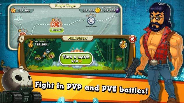 Jungle Heat: War of Clans APK indir [v2.0.9]