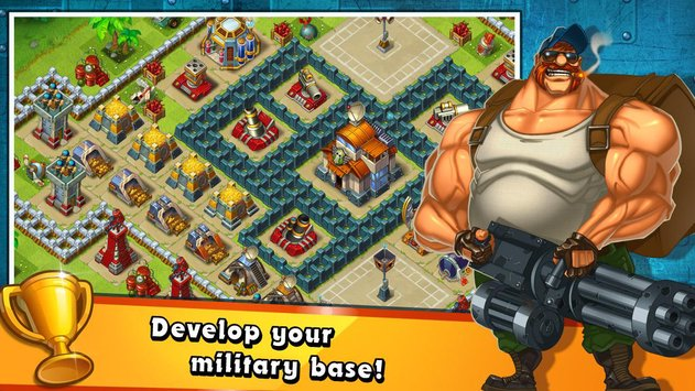 Jungle Heat: War of Clans APK indir [v2.0.9]