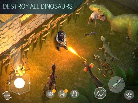 Jurassic Survival APK indir [v1.0.5]