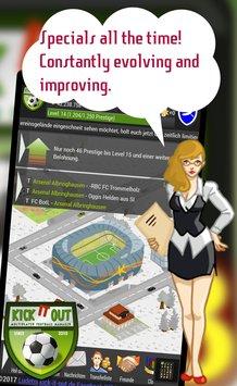 Kick it out Soccer Manager APK indir [v8.6.2]