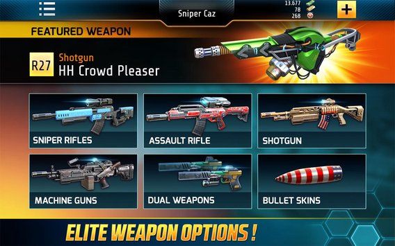 Kill Shot Bravo APK indir [v4.1]