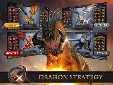 King of Avalon: Dragon Warfare APK indir [v3.6.0]
