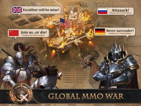 King of Avalon: Dragon Warfare APK indir [v4.0.0]