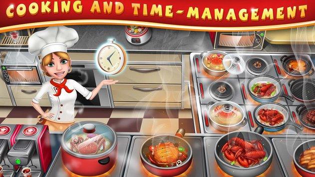 Kitchen Queen – Cooking Mania APK indir [v3.3.3051]