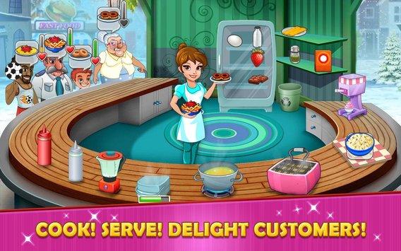 Kitchen Story : Diner Cafe APK indir [v5.5]