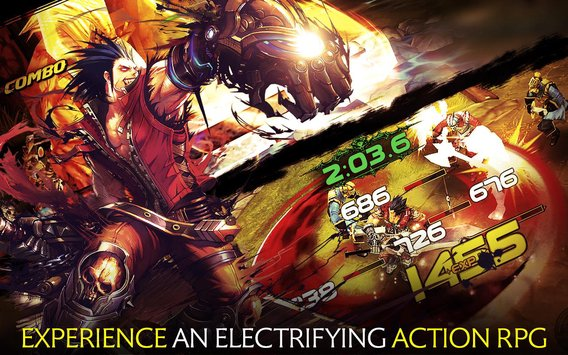 Kritika: The White Knights APK indir [v2.40.11]