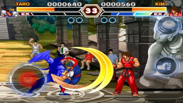 Kung Fu Do Fighting APK indir [v8.3]
