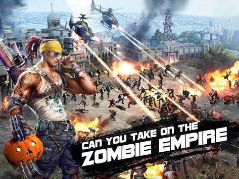 Last Empire – War Z: Strategy APK indir [v1.0.159]