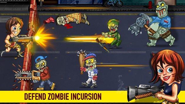 Last Heroes – Explosive Zombie Defense Shooting APK indir [v1.3.0]