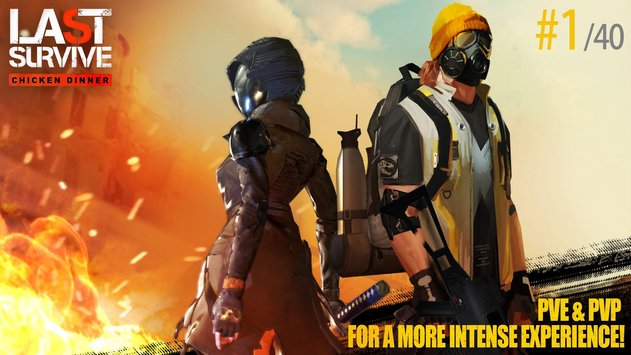 Last Survive – Chicken Dinner APK indir [v1.6]