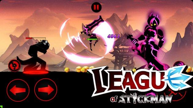 League of Stickman Free-Shadow APK indir [v4.2.1]