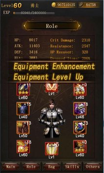 Legend of Darkness-Offline RPG APK indir [v6.1]