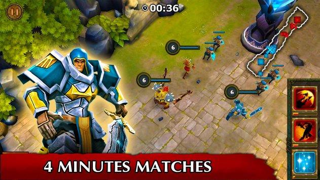 Legendary Heroes MOBA APK indir [v3.0.3]