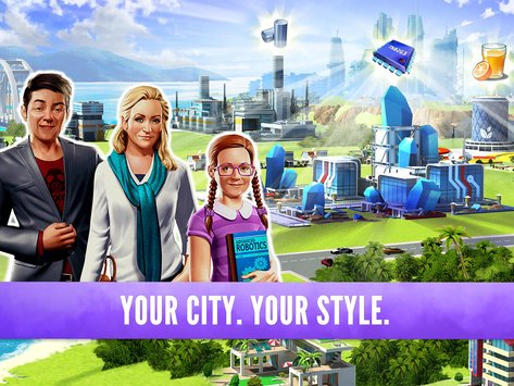 Little Big City 2 APK indir [v6.1.4]