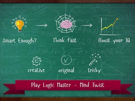 Logic Master 1 –  Mind Twist APK indir [v2.0.18]