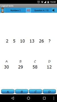 Logical test – IQ APK indir [v8.38]