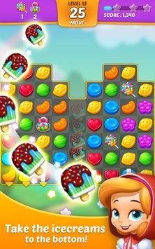 Lollipop: Sweet Taste Match 3 APK indir [v1.5.9]