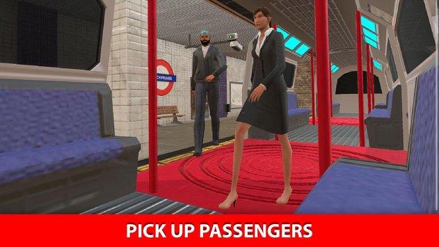 London Subway Train Simulator APK indir [v2.2.1]