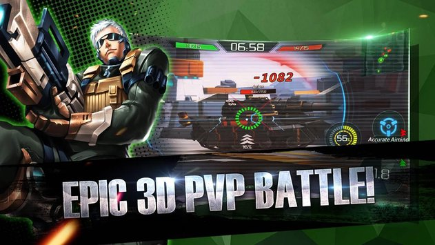 Mad Tanks – eSports TPS APK indir [v1.1.44]