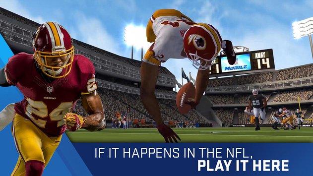 Madden NFL Football APK indir [v4.1.1]