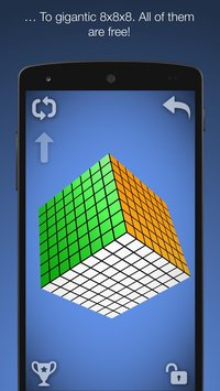 Magic Cube Puzzle 3D APK indir [v1.11.1]