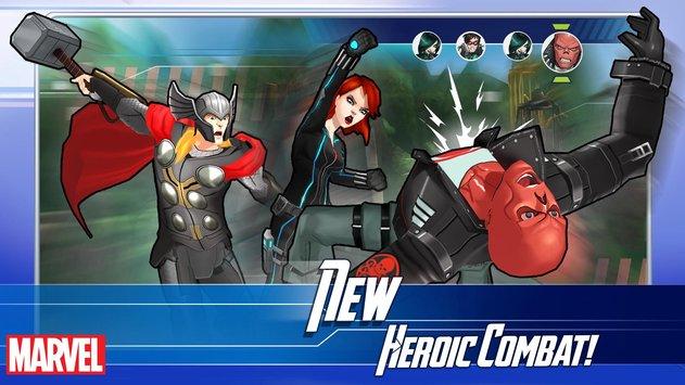 MARVEL Avengers Academy APK indir [v1.21.1]