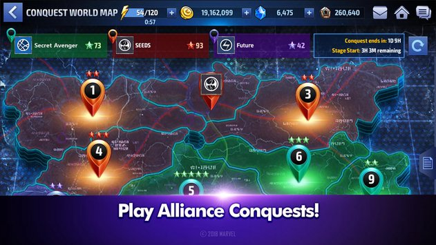 MARVEL Future Fight APK indir [v3.8.0]