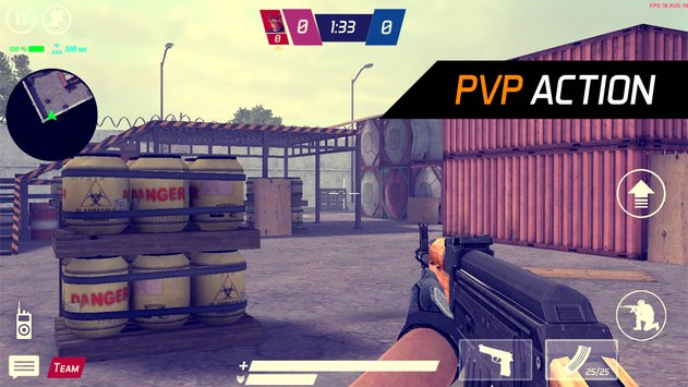MaskGun ® – Multiplayer FPS APK indir [v2.07]