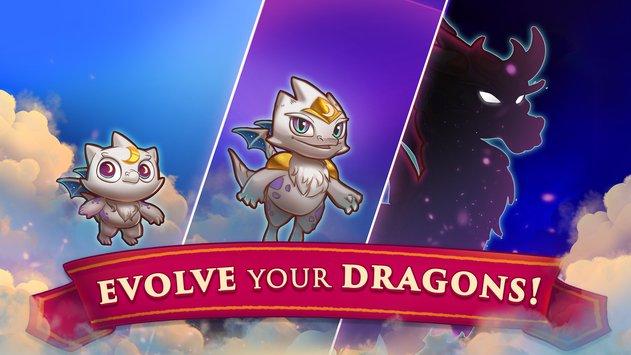 Merge Dragons! APK indir [v2.5.0]