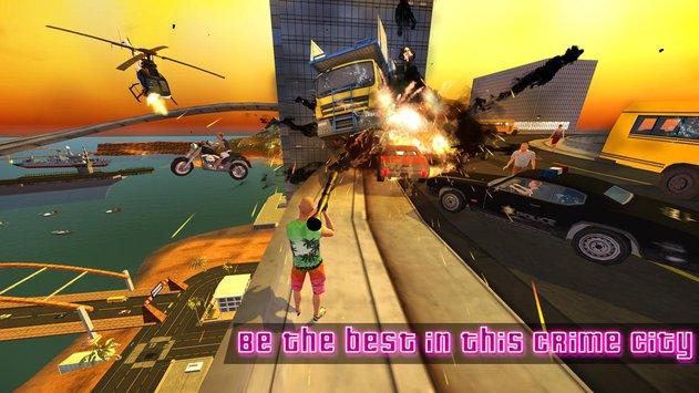 Miami Crime Games – Gangster City Simulator APK indir [v2.9]