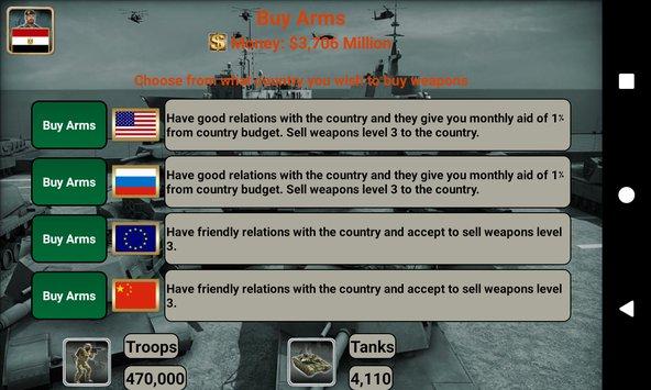 Middle East Empire 2027 APK indir [v2.1.1]