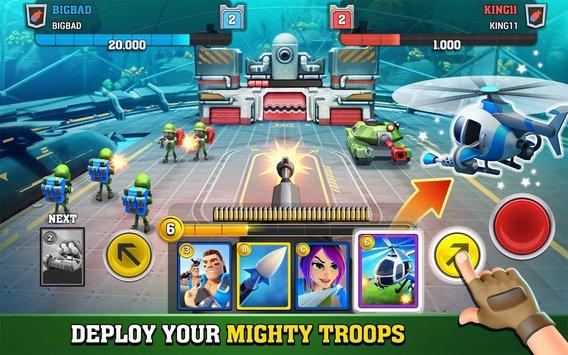 Mighty Battles APK indir [v1.2.1]