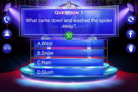 Millionaire Quiz 2018 – Trivia Game Free APK indir [v2.1]
