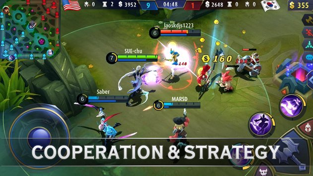 Mobile Legends: Bang Bang APK indir [v1.2.30.2181]