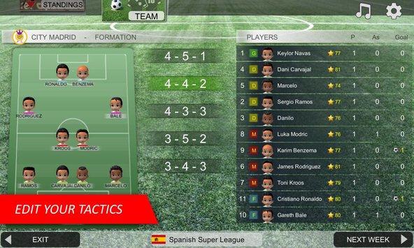 Mobile Soccer League APK indir [v1.0.19]