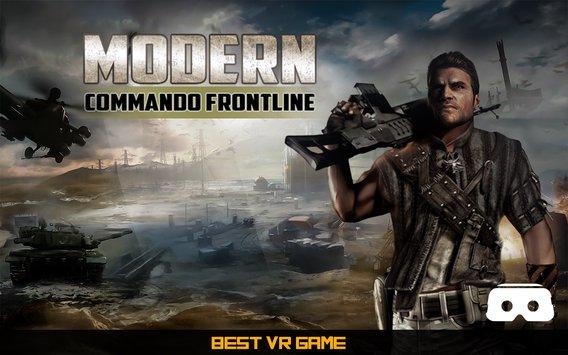 Modern Commando Frontline APK indir [v2.4]