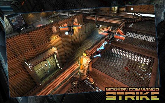 Modern Commando Strike APK indir [v3.764]