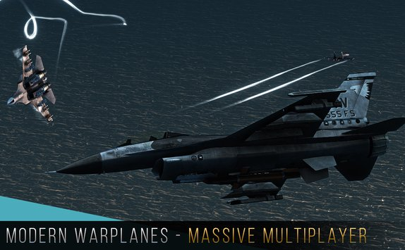 Modern Warplanes APK indir [v1.5]